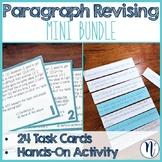 Paragraph Revising Bundle: Adding, Removing, and Moving Sentences