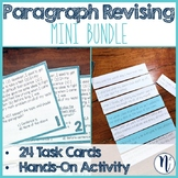 Paragraph Revising Bundle: Adding, Removing, and Moving Sentences
