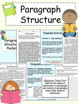 Paragraph Structure
