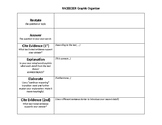 Paragraph Structure and Graphic Organizer