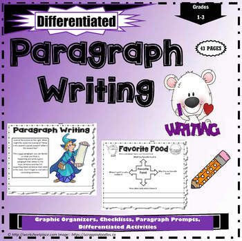 Paragraph Worksheets