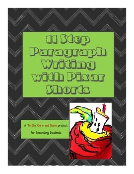 Common Core Aligned -- Paragraph Writing - 11 Step Paragra