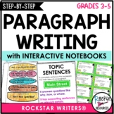 Paragraph Writing HOW TO WRITE A PARAGRAPH | TOPIC SENTENC