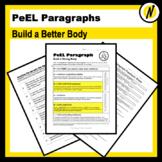 Peel Paragraph Structure: Build a Better Body