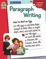 Paragraph Writing - Canadian Writing Series Gr. 2-4 (enhanced ebook)