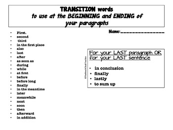 Paragraph Writing - Complete Lesson w/ FUNNY PROMPTS