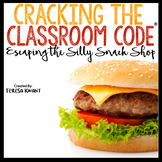 Paragraph Writing Escape Room Cracking the Classroom Code®