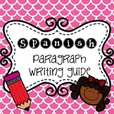 Paragraph Writing Guide, Spanish