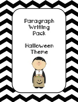 Paragraph Writing- Halloween Theme