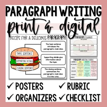 Introduction to Paragraph Writing