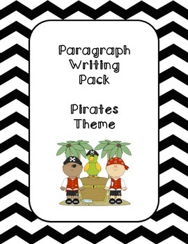 Paragraph Writing: Pirate Theme