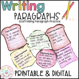 Paragraph Writing   How to Write a Paragraph   Printable &