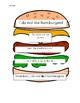 Paragraph Writing Practice (Hamburger Graphic)