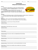 Paragraph Writing Practice: Topic & Conclusion Sentences