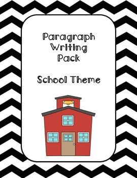 Paragraph Writing- School Theme