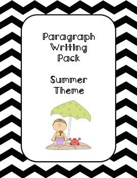 Paragraph Writing- Summer