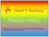 Paragraph Writing for Kids With Special Needs