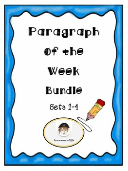 Paragraph of the Week Bundle (All 4 Sets)
