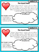 Paragraph of the Week - Paragraph Writing Practice KINDNESS Edition - FREE