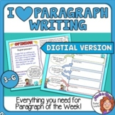 Paragraph of the Week - Paragraph Writing Digital Version