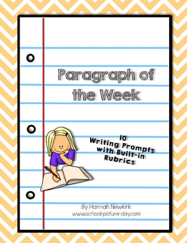 Paragraph of the Week Set 1