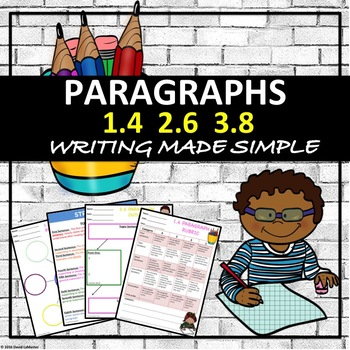 """Variety Paragraphs """"Writing Made Simple"""""""