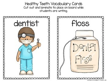 Paragraphs With Pizzazz Sampler: Healthy Teeth
