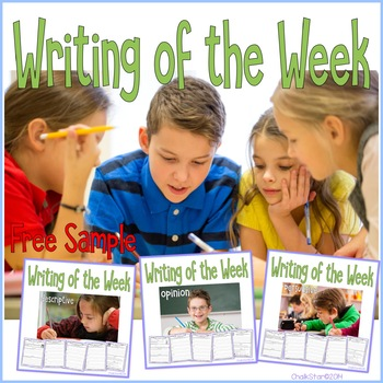Writing of the Week Freebie!