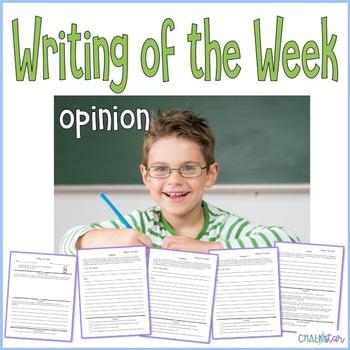 Writing of the Week Opinion