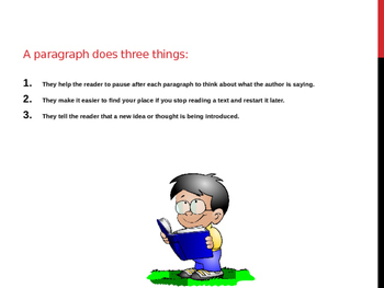 Paragraphs - what they are and how to use them
