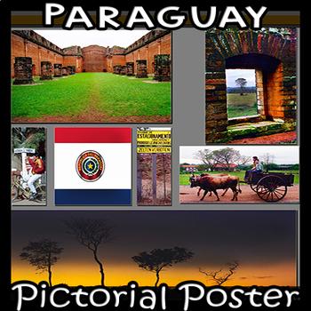 Paraguay Photo Poster - Horizontal