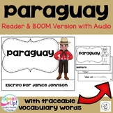 Paraguay Reader {en español} & Vocab pages ~ Simplified for Language Learners