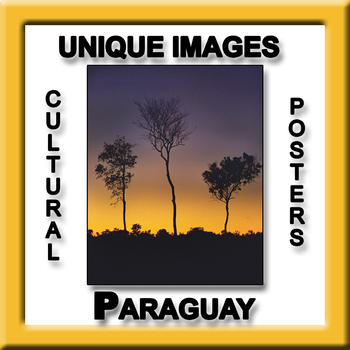 Paraguay in Photos Poster - Vertical