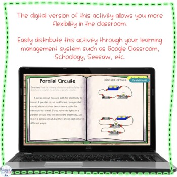 Parallel Circuits Hands-on Activity