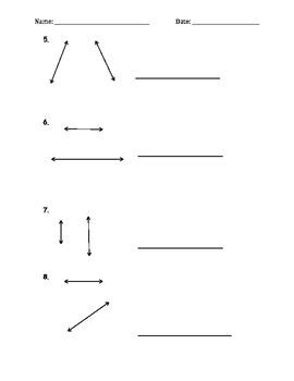 Parallel Lines Classwork
