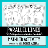 Parallel Lines, Transversals, and Angles - Math Lib