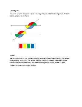Parallel Lines Math Adventure