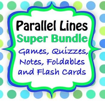 Parallel Lines Super Bundle