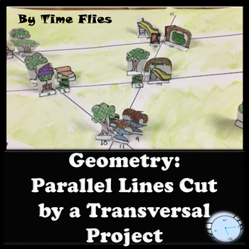 Parallel Lines Cut by a Transversal Project