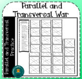 Parallel Lines and Transversal War