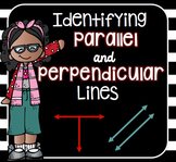 Identifying Parallel Lines and Perpendicular Lines