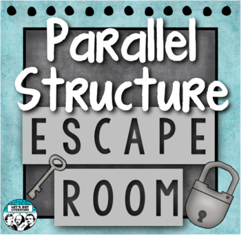 Parallel Structure Escape Room