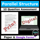 Parallel Structure Assessment