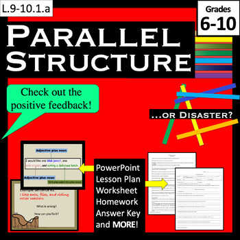 Parallel Structure or Disaster?