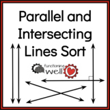Parallel and Intersecting Lines