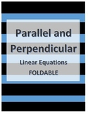 Parallel and Perpendicular Equations