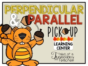 Parallel and Perpendicular Fall Matching Game