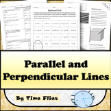 Parallel and Perpendicular Lines Activities