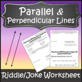 Parallel and Perpendicular Lines Activity {Writing Equations of Parallel Lines}