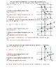 Parallel and Perpendicular Lines Discovery Activity and Guided Notes